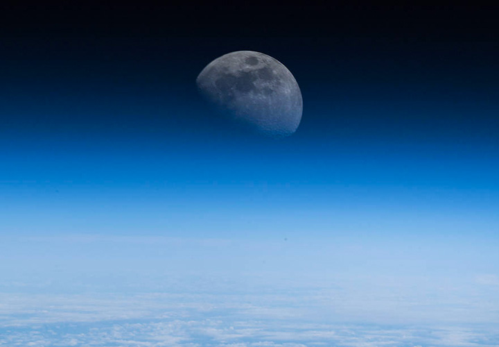 Space Trivia Questions about the Moon