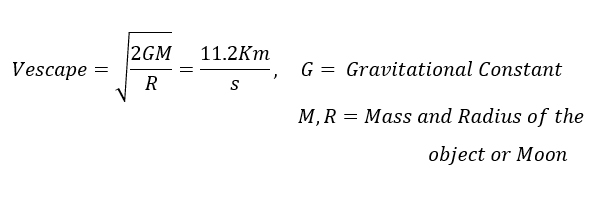 Space Trivia Questions Equations