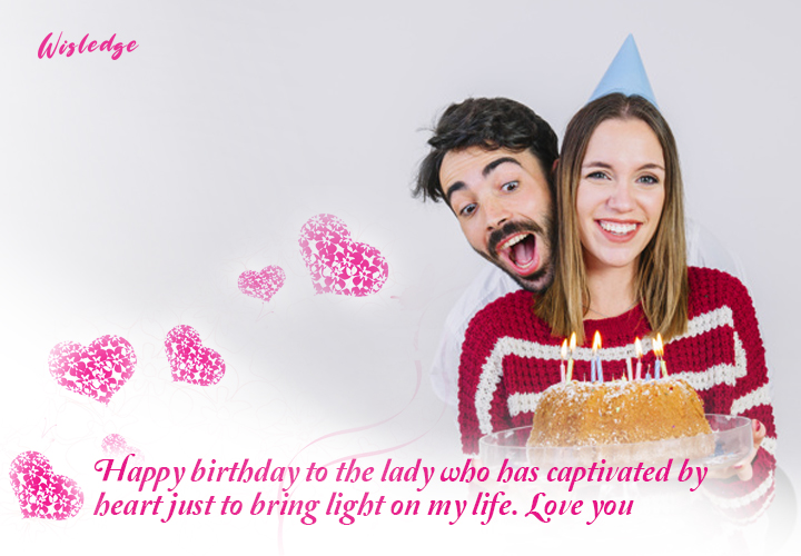 romantic birthday love messages for wife