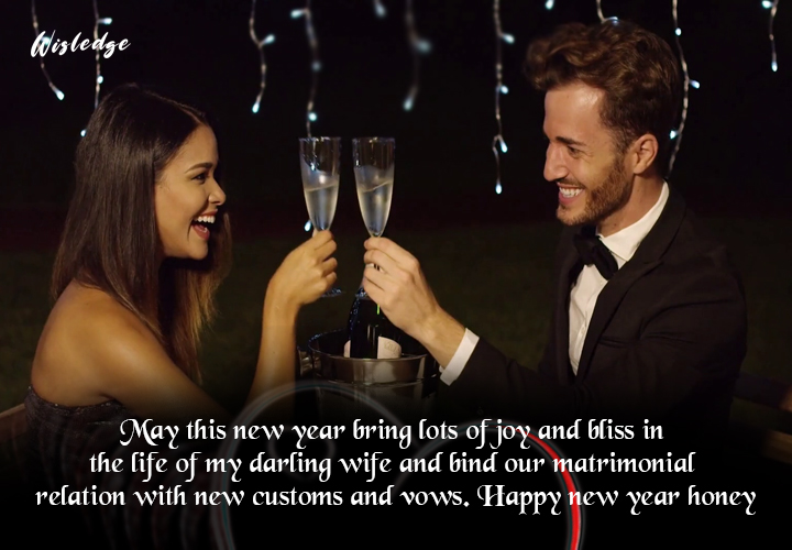 new year love messages for wife